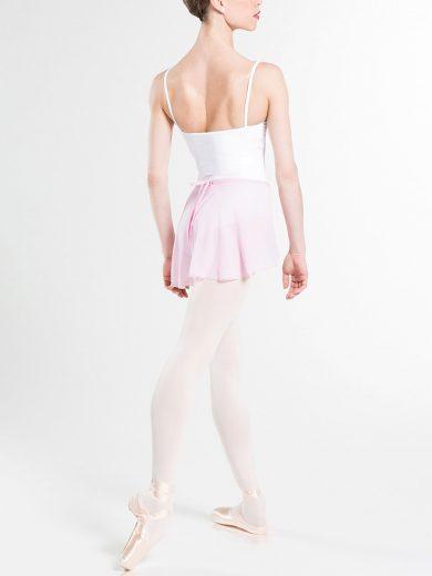 Classic Faux Wrap Skirt